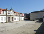 Vila Flor Palace and new buildings